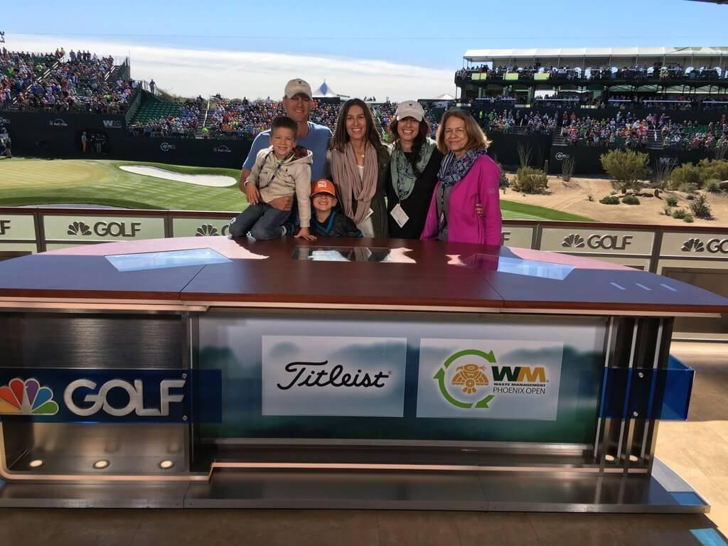 Golf Channel set