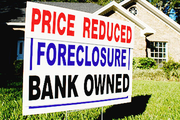 IRA Property foreclosure