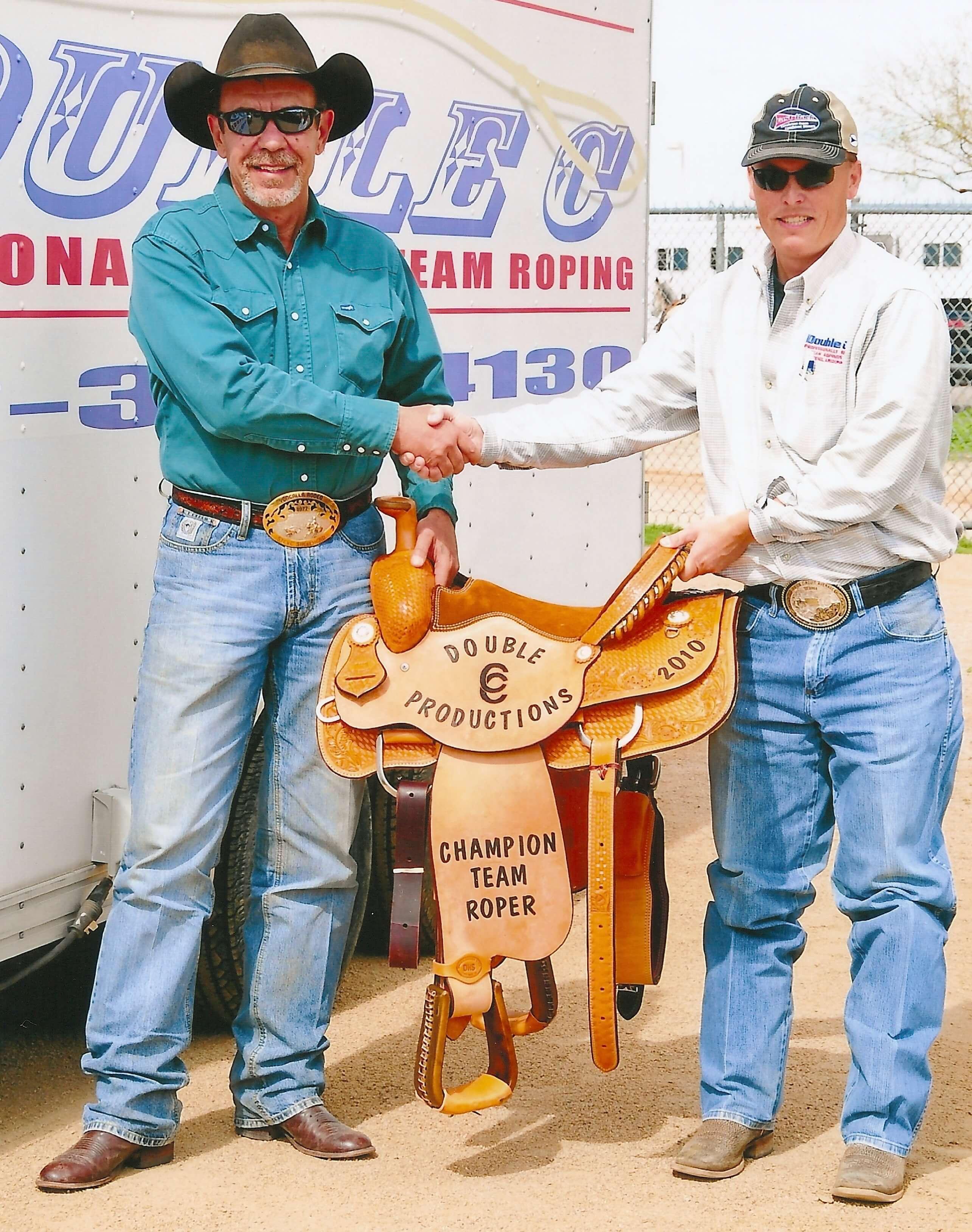 Winning the Saddle