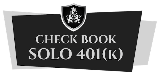 Check Book Solo 401(k)