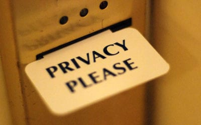 Privacy: The Last Great American Holdout
